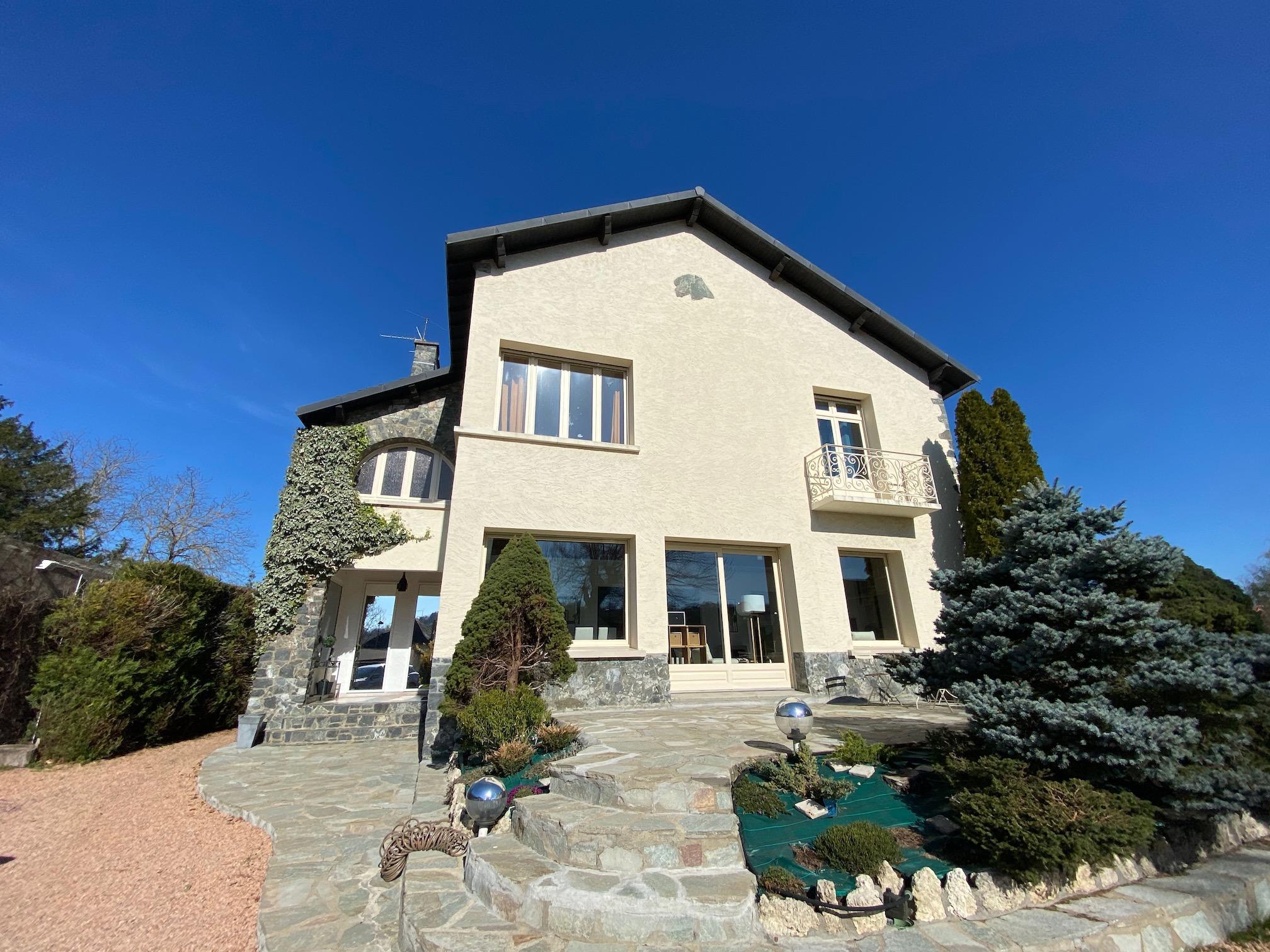 Villa contemporaine hauts de Vichy-Cusset